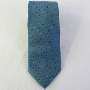 Calvin Klein Men's Mini Oxford Square Slim Tie